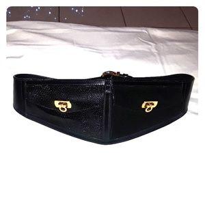 Salvatore Ferragamo women's Authentic belt pouch